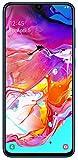 Samsung SM-A705F Galaxy A70 Smartphone 4G, 6.7' pollici, 128 GB, 6 GB RAM, Altra Versione, Blu