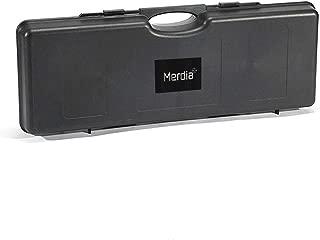 Merdia Gun Case Precision Hard Rifle Gun Case with Intensive Convoluted Foam Gun Case Available Length in 34.05