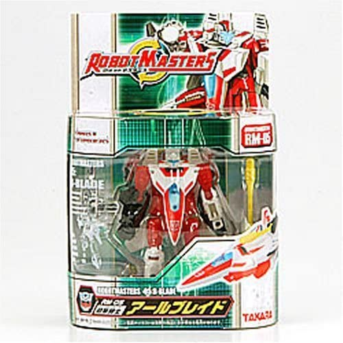 Robot Masters Rm-05 R-Blade