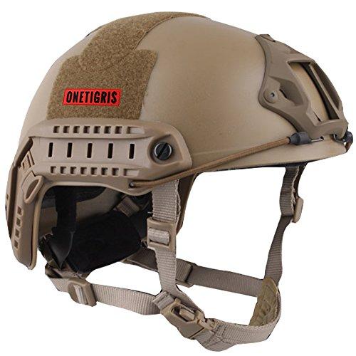 Casco de protección táctica para el ejército de OneTigris