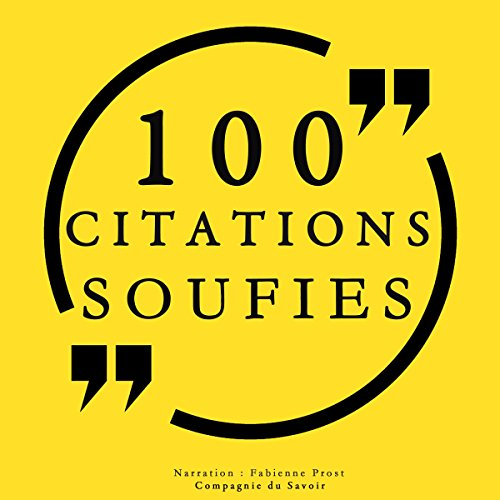 100 citations soufies audiobook cover art