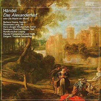 """Händel: Das Alexanderfest (oder """"Die Macht der Musik"""")"""