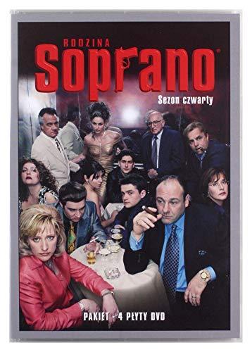 Sopranos Series 4: Box Set, The (BOX) [4DVD] (IMPORT) (Keine deutsche Version)