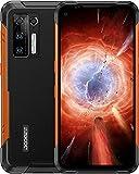 Movil Resistente, DOOGEE S97 Pro [2021] 8GB+128GB Movil Libre con Telémetro de 40m, 48MP Cámara Cuádruple, 8500mAh 33W IP68 IP69K Movil Todoterreno, 4G Teléfono Android 11 Helio G95 6.39 Inch, NFC