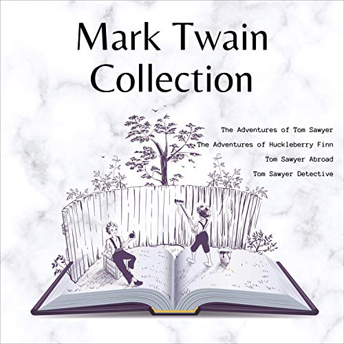 『Mark Twain Collection』のカバーアート