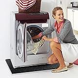 Hocheffiziente Antivibrationsmatte für Waschmaschinen, Lautsprecher usw. - zuschneidbar - Qualitätsprodukt aus Deutschland - viele Größen - 60x60cm - 4