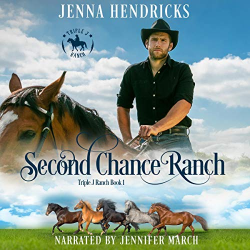 Second Chance Ranch cover art