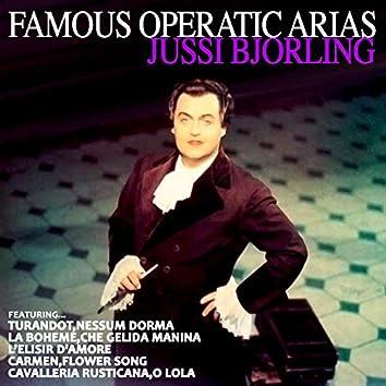 Famous Operatic Arias