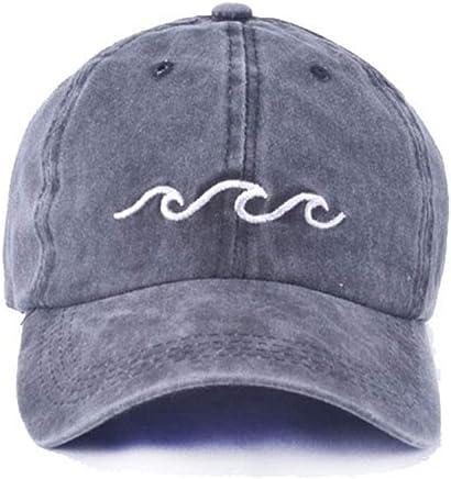 3193e52ee Magosca 2019 Dad Hats Women Men Sea Wave Baseball Cap Unisex Fashion Dad  Hats New Sports