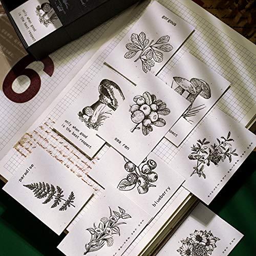 Preisvergleich Produktbild PMSMT Kawaii Schreibwarenaufkleber Bright Moon Diary Planner Dekorative Mobile Aufkleber Scrapbooking DIY Craft Stickers40pcs / Lot