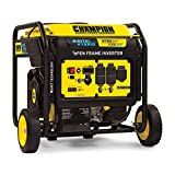 Champion Power Equipment 100520 8750-Watt DH Series Open Frame Inverter with Electric Start,...