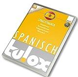 tulox Sprachtrainer Spanisch - Vokabeltrainer, Konjugations- und Grammatiktrainer inklusive e-Euro-Wörterbuch mit 20.000 fremdsprachlichen vertonten Vokabeln