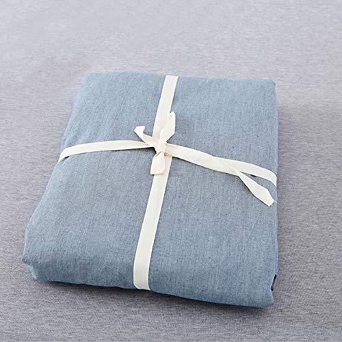haiba hoja de cama de una sola pieza cubierta protectora colcha colchón cubierta de polvo antideslizante 100X200X30cm