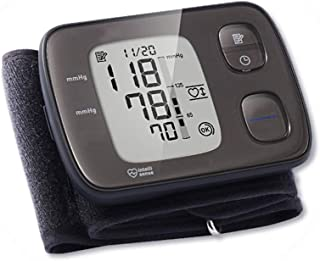 Blood pressure monitor Household Electronic blood pressure monitor Electronic Electronic blood pressure monitor Wrist Blood Pressure Meter Accurately Measuring Instrument Household Electronic blood pr