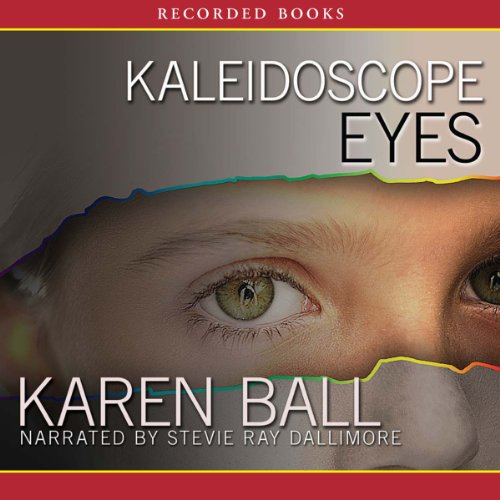 Kaleidoscope Eyes audiobook cover art