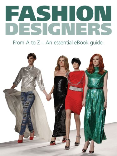 Fashion Designers Kindle Edition By Sims Josh Arts Photography Kindle Ebooks Amazon Com