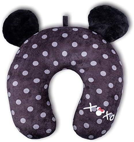 Concept One Disney Minnie Mouse Polka Dot XOXO Travel Neck Pillow product image