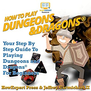How to Play Dungeons and Dragons audiobook cover art