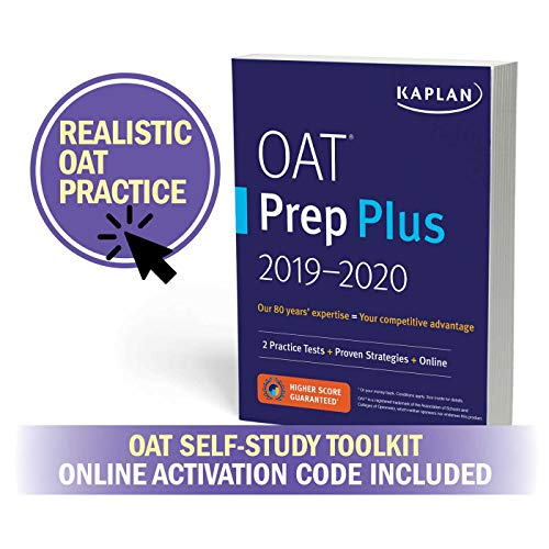 Compare Textbook Prices for OAT Self-Study Toolkit 2020 Proprietary Edition ISBN 9781506271149 by Kaplan Test Prep