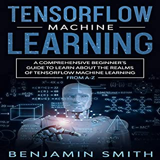 Tensorflow Machine Learning cover art