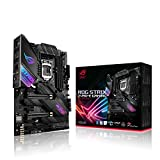 ASUS ROG Strix Z490-E Gaming Z490 (WiFi 6) LGA 1200 (Intel 10th Gen) ATX Gaming Motherboard (14+2 Power Stages, DDR4 4600, Intel 2.5 Gb Ethernet, Bluetooth v5.1, Dual M.2 and Aura Sync)