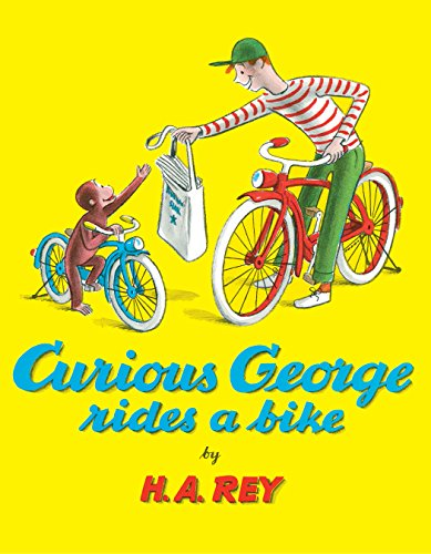 Curious George Rides a Bike (English Edition)