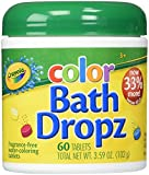 Play Visions Crayola Bath Dropz