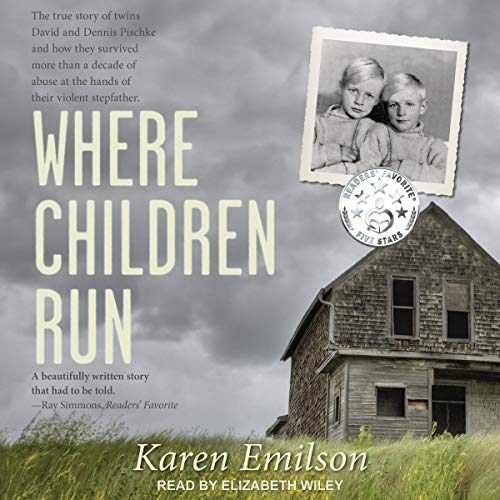 Where Children Run audiobook cover art