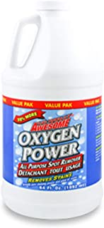 (Pack of 6) LAs Totally Awesome Power Cleaner Oxygen, 64oz