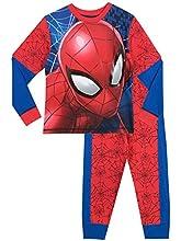 Pijama Juvenil de Spider-man multicolor 152