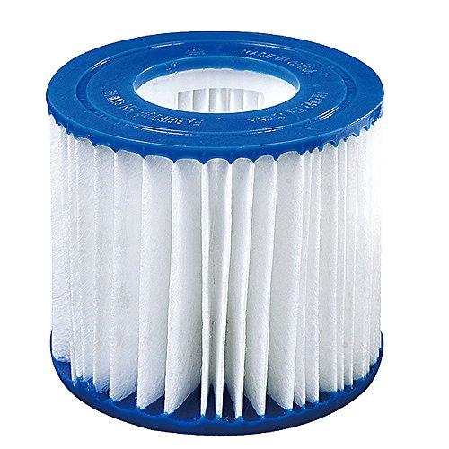Avenli Pool Filter-Kartusche IV Filterpatrone Ø 108x95 Innen Ø 52mm Kartuschenfilter für Poolpumpe Filteranlage Schwimmbecken Schwimmbad Pool Spa Whirpool