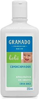 Linha Bebe Granado - Condicionador Bebe Erva Doce 250 Ml - (Granado Baby Collection - Fennel Baby Conditioner 8.5 Fl Oz)