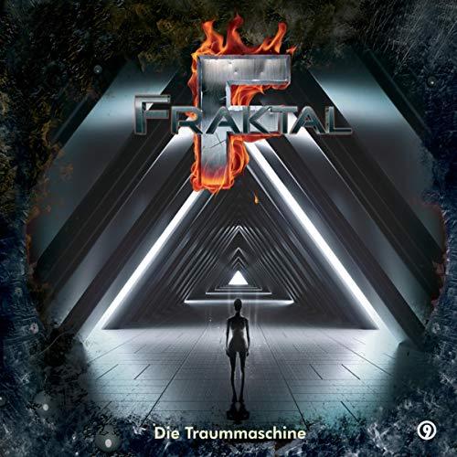Page de couverture de Die Traummaschine