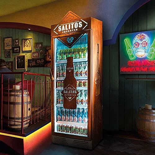 SALITOS Rusty Kühlschrank