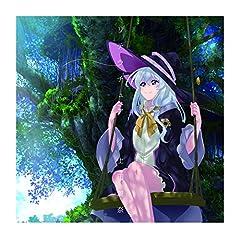 上田麗奈「花の雨」のCDジャケット