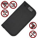 Premium RFID Strahlenschutz Tasche für Keyless GO Autoschlüssel - Finest Folia Kreditkarte Handy...
