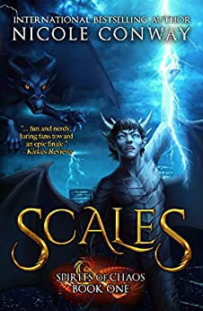 Scales (Spirits of Chaos Book 1) by [Nicole Conway]