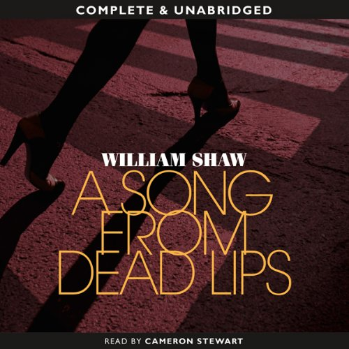A Song from Dead Lips audiobook cover art