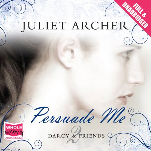 Persuade Me audiobook cover art