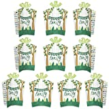 Big Dot of Happiness Family Tree Reunion - Table Decorations - Family Gathering Party Fold and Flare Centerpieces - 10 Count