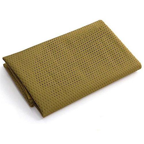Filet de Camouflage de Sniper tactique pour foulard foulard voile boue visage