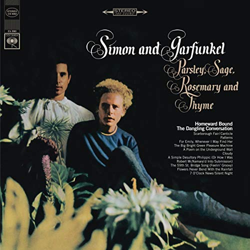 Parsley,Sage,Rosemary and Thyme [Vinyl LP]