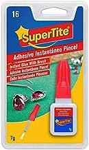 Supertite 2416 Cyanoacrylaatlijm met penseel, 7 g