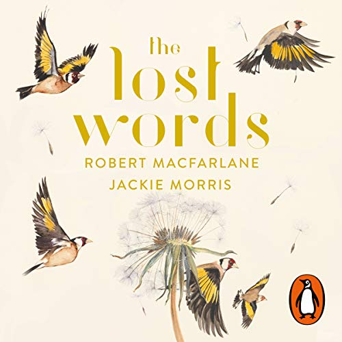The Lost Words cover art