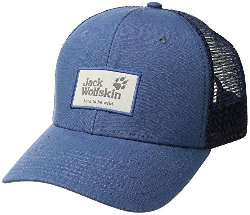 Jack Wolfskin Unisex Heritage Casquettes Kappe, (Ocean Wave), (Herstellergröße: One Size 56-61CM)