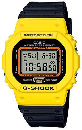 [カシオ] 腕時計 ジーショック THROW BACK 1983 DW-5600TB-1JF メンズ ブラック