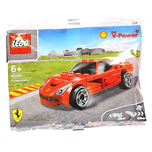 Shell V-power Lego Collection Ferrari F12 Berlinetta 40191 Exclusive Sealed