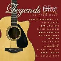 Legends of Hawaiian Slack Key Guitar
