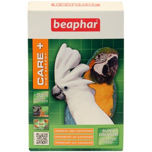 Beaphar Care+ Haute nergie pour Perroquet et cacatos