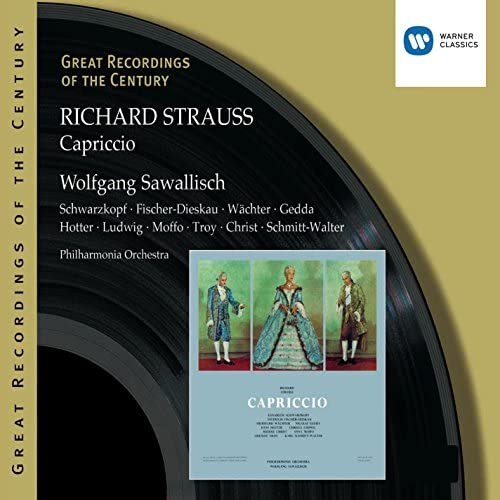 Wolfgang Sawallisch/Philharmonia Orchestra/Soloists